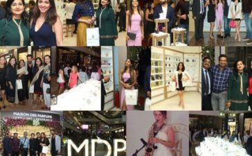 """Maison De Parfum"" Mumbai Store official launch"